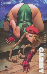 UDON Entertainment's Street Fighter Legends: Cammy Issue # 1d