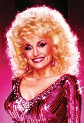 Tidal Wave Studios's Female Force: Dolly Parton Issue # 1main street
