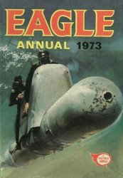 Fleetway (AP/IPC)'s Eagle Hard Cover # 1973