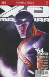 Valiant Entertainment's X-O Manowar Annual # 1d