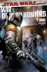 Marvel Comics's Star Wars: War of the Bounty Hunters - Alpha Issue # 1devildog-a