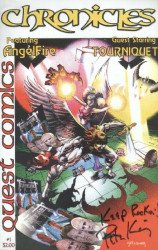 Quest Comics's Chronicles Issue # 1