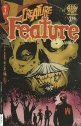 Vault Comics's Cult Classic: Creature Feature Issue # 1b