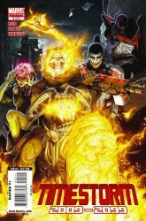 Marvel's Timestorm 2009 - 2099 Issue # 2