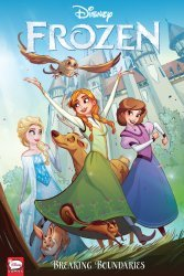 Dark Horse Comics's Frozen: Breaking Boundaries TPB # 1