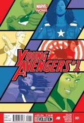 Marvel Comics's Young Avengers Issue # 1