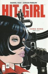 Image Comics's Hit-Girl Issue # 8