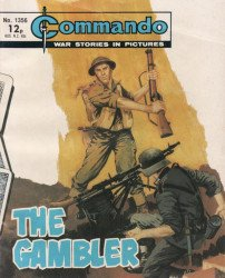 D.C. Thomson & Co.'s Commando: War Stories in Pictures Issue # 1356
