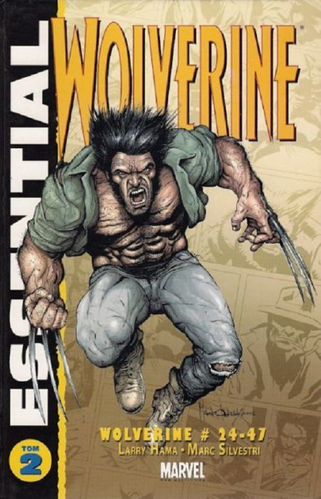 Marvel Comicss Essential Wolverine TPB 2 3rd Print