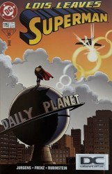 DC Comics's Superman Issue # 115b