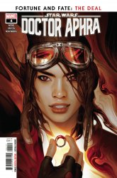 Marvel Comics's Star Wars: Doctor Aphra Issue # 4