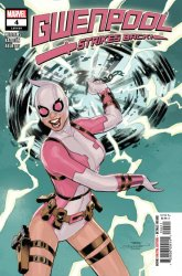 Marvel Comics's Gwenpool Strikes Back Issue # 4