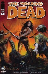 Image Comics's The Walking Dead Issue # 1wwrichmond-a