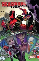 Marvel Comics's Deadpool Too Soon TPB # 1