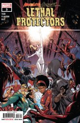 Marvel Comics's Absolute Carnage: Lethal Protectors Issue # 3
