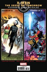 Marvel Comics's House of X: Powers of X Previews Issue # 1