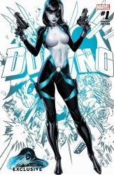 Marvel Comics's Domino Issue # 1re campbell-a