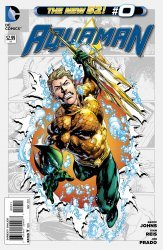DC Comics's Aquaman Issue # 0