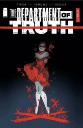 Image Comics's Department of Truth Issue # 1e