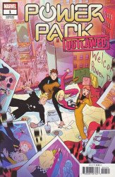 Marvel Comics's Power Pack Issue # 1e