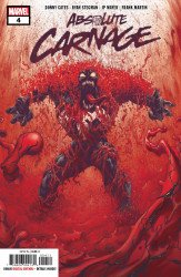 Marvel Comics's Absolute Carnage Issue # 4