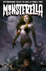 Hangman Comics's Monsterella Issue # 1
