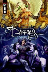 Top Cow's Darkness 25th Anniversary Commemorative Edition Issue # 1b