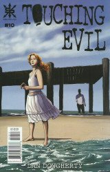 Source Point Press's Touching Evil Issue # 10