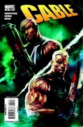 Marvel Comics's Cable Issue # 20