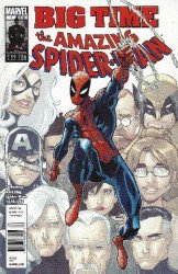 Marvel Comics's Amazing Spider-Man: Big Time Issue # 1b