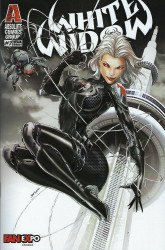 Absolute Comics Group's White Widow Issue # 2-2nd print-fanexpo-e