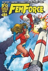 AC Comics's Femforce Issue # 185