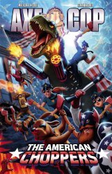 Dark Horse's Axe Cop: The American Choppers TPB # 6