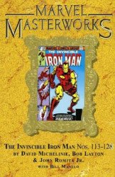 Marvel Comics's Marvel Masterworks: Invincible Iron Man Hard Cover # 13b