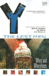 Vertigo's Y: The Last Man TPB # 10