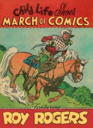 Western Printing Co.'s March of Comics Issue # 73b