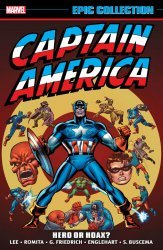 Marvel Comics's Captain America: Epic Collection TPB # 4