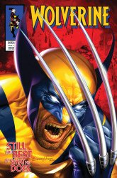 Marvel Comics's Wolverine Issue # 1ultimate comics-a