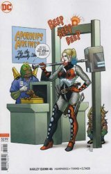DC Comics's Harley Quinn Issue # 46b