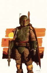 Marvel Comics's Star Wars: War of the Bounty Hunters - Alpha Issue # 1igcomics