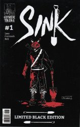 Comix Tribe's Sink Issue # 1black