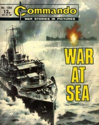 D.C. Thomson & Co.'s Commando: War Stories in Pictures Issue # 1362
