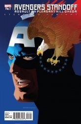 Marvel Comics's Avengers Standoff: Assault on Pleasant Hill - Omega Issue # 1d