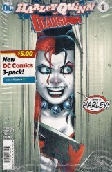 DC Comics's DC Comics: Walmart Comic Pack Issue D