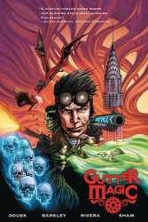 Source Point Press's Gutter Magic TPB # 1