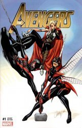 Marvel Comics's The Avengers Issue # 1comicxposure-b