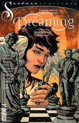 DC Black Label's The Dreaming TPB # 3