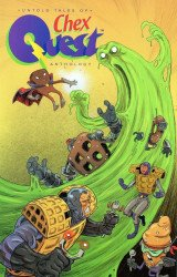 General Mills's Untold Tales of Chex Quest Anthology Issue # 1