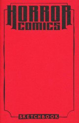 Antarctic Press's Horror Comics: Sketchbook Issue # 1c