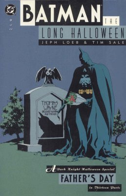 Batman: The Long Halloween 1 (DC Comics) - ComicBookRealm.com